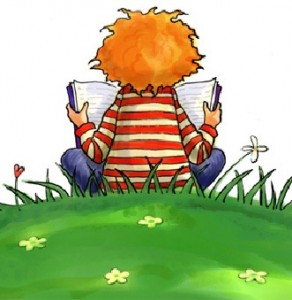 reading-clipart